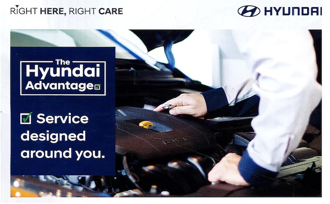 The Hyundai Advantage
